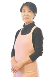 店主 髙濱律子さん