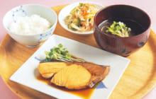 画像:和食セット