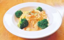 画像:【469号】麺's すぱいす – 生パスタやピザなどの洋食を楽しめる キラキラ・スマイルcafe