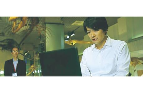 (C)2019 梶尾真治/徳間書店・映画「クロノス・ジョウンターの伝説」制作委員会