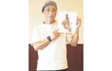 画像:【472号】すてきびと – 似顔絵アーティスト JEROさん