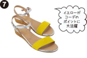 (7)サンダル1万4800円/A