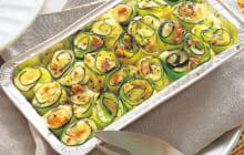 画像:美味しいレシピ vol.234 – ズッキーニのリボングラタン