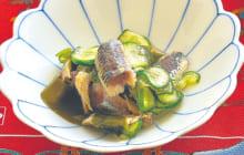 画像:美味しいレシピ vol.237 – 鰯(いわし)の酢の物