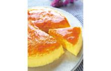 画像:おうちでCOOK – スフレチーズケーキ