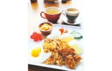 画像:Bali cafe KELAPA(クラパ)