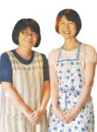 スタッフ 松村由美子さん(左)・岩木牧子さん