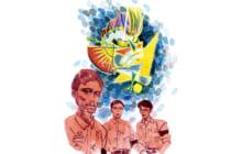 画像:【485号】カルチャールーム – 円盤で時間旅行 嶋田宣明