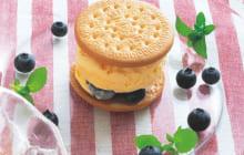 画像:美味しいレシピ vol.239 – ビスケットアイス