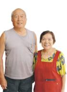 店主 古閑 悟さん(左)・スエ子さん夫婦