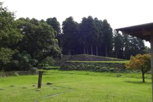 人吉城 本丸・二の丸(写真は1年前に撮影)