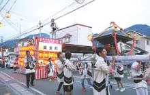 画像:やまびこ祭り