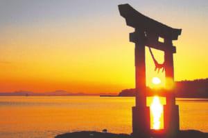 永尾剱(えいのおつるぎ)神社