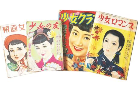 こちらは村崎さんの秘蔵コレクションの一部