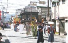 画像:藤崎八旛宮例大祭 神幸式
