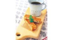 画像:おうちでCOOK – クルミとチーズの焼き菓子