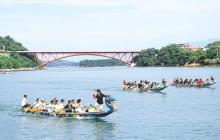 画像:天草五橋祭