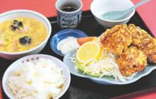 画像:中国料理 栄蘭亭