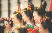画像:熊本城坪井川園遊会~秋の宴~