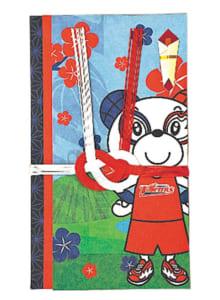 Bリーグの中でも、オフィシャルグッズにご祝儀袋があるのはヴォルターズだけ! 「ぼるたんご祝儀袋」680円