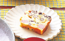 画像:美味しいレシピ vol.245 – ケークサレ
