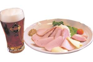 Smoked Ham & Sausage Platter