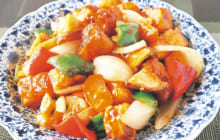 画像:おうちでCOOK – 本物と変わらない風味と食感 高野豆腐から揚げの酢豚風