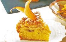 画像:サツマイモのうさぎちゃん クランブルケーキ