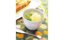 画像:美味しいレシピ vol.246 – ゆずのシャーベット