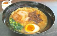 画像:【498号】麺's すぱいす – 温泉街でこだわりの一杯を提供 馬豚(ばとん)ら〜めん 福ふく