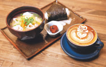 画像:T's Barista×新町居酒屋 latte maru