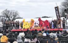 画像:熊本城迎春行事