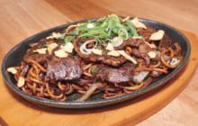 画像:【505号】麺's すぱいす – ガッツリ系の定食やコース料理が充実 鉄板焼 太郎