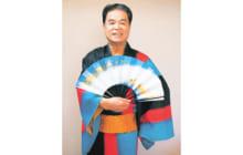画像:【506号】すてきびと – 西川斗久寿(とくじゅ)一座 座長 藤田 久男さん