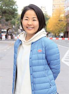 前田 絵美さん