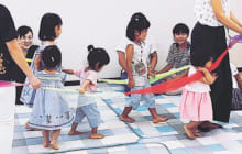 画像:Baby&Kids Festa