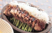 画像:美味しいレシピ vol.248 – 蒜泥白肉(スワンニーパイロー)