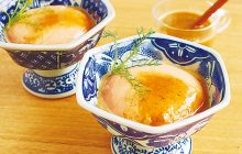 画像:おうちでCOOK – プルンと軟らか。離乳食や介護食にも ニンジンの呉豆腐