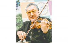 画像:【513号】すぱいすトピックス – Interview 篠崎史紀さん 「くまもと復興国際音楽祭」 総合音楽監督