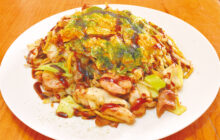 画像:【519号】麺's すぱいす – 定食や一品料理など幅広いメニュー お好み焼 なにわや
