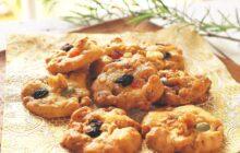 画像:おうちでCOOK – バターの香りとシリアルのザクザク感がたまらない グラノーラクッキー