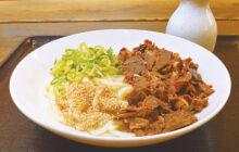 画像:【524号】麺's すぱいす – 4月上旬から全メニュー持ち帰り可能に うどん・そば 和囲和囲(わいわい)