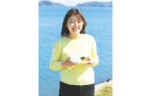 画像:【524号】すてきびと – 水産加工・販売会社 代表 深川 沙央里さん
