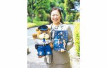 画像:【529号】すてきびと – 熊本県警察本部 警務課採用対策官 三宅 晶子さん