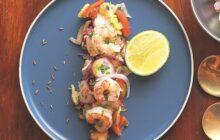 画像:美味しいレシピ vol.256 – セビーチェ