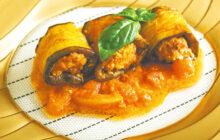 画像:食卓彩るおもてなし料理にも ナスとひき肉のトマト煮込み