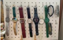 画像:腕時計の収納について