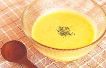 画像:おうちでCOOK – ひんやりトロリ。栄養たっぷり冷製スープ ジャガイモとニンジンのポタージュ