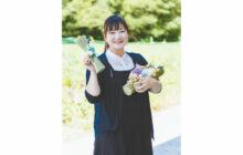 画像:【541号】すてきびと – イ草でインテリア雑貨を制作 作田 真由子さん