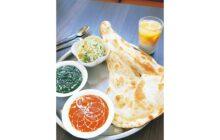 画像:インド料理 スリャ龍田店